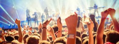 Kabelschutzsysteme auf Festivals