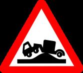 Fahrbahnschwelle