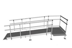 Feste Rampensysteme: 1500mm breit