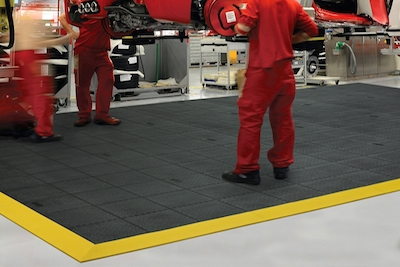 NoTrax™ Anti-Fatigue Matting for dry areas