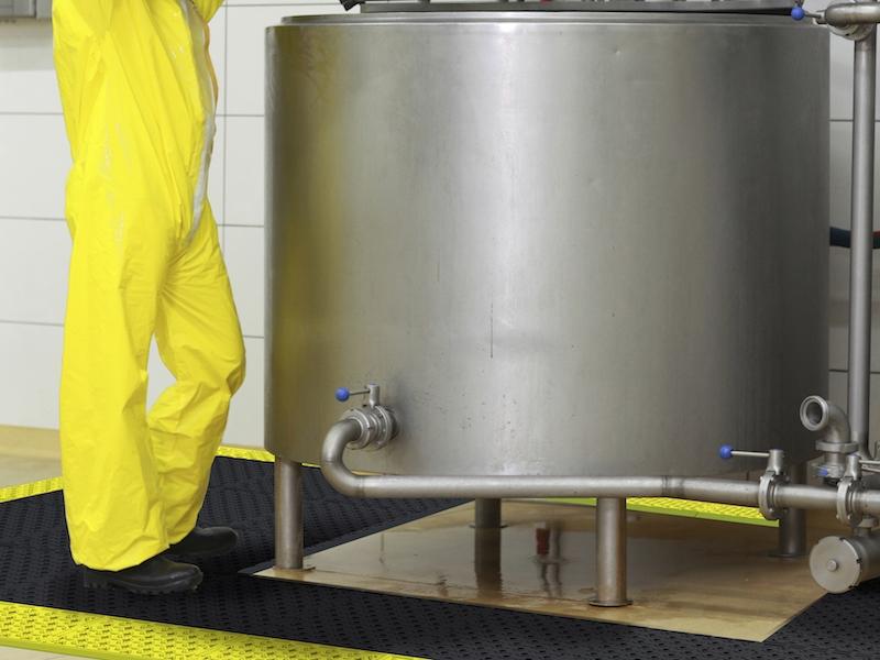 NoTrax™ Anti-Ermüdungsmatten für feuchte & ölige Bereiche