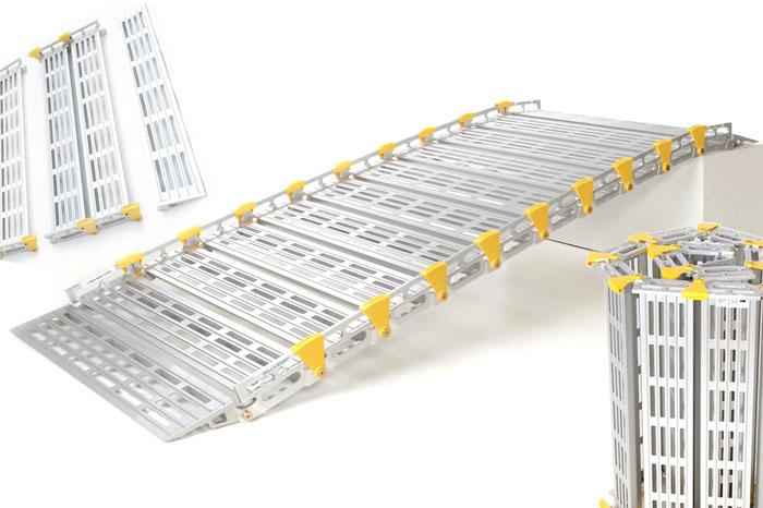 Roll-A-Ramp 76cm Breite