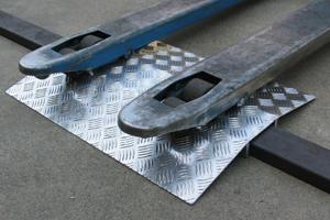 Aluminium Ladebrücken