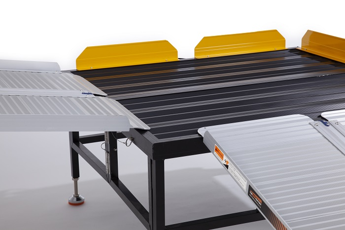 Platforms for Wheelchair Ramps