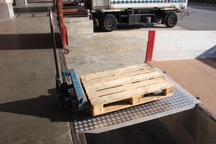 Removable Loading Bridges