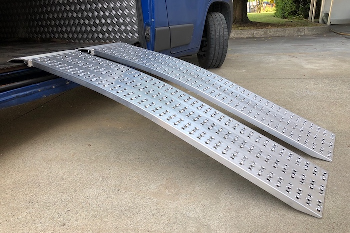 Loading Ramps for domestic use up to 1000kg