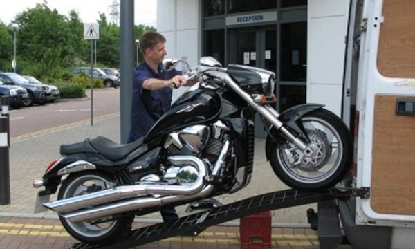 Motorrad Auffahrrampen & Faltbare Rampen