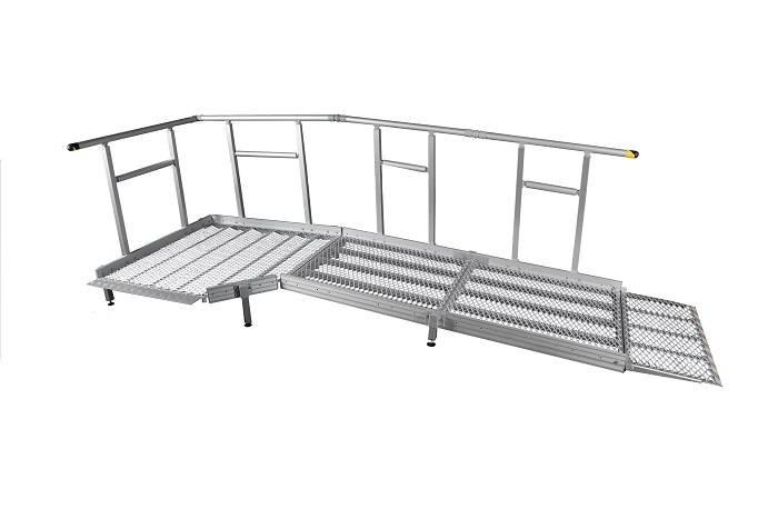 Modular Ramp Systems: 900mm wide