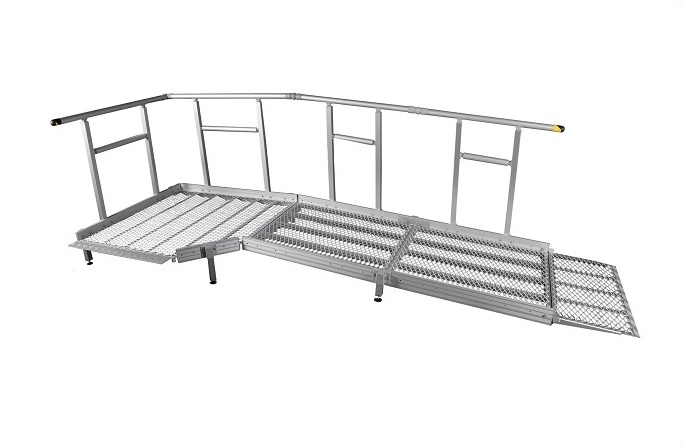 Modular Ramp Systems: 1300mm wide