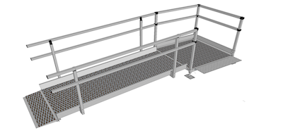 1500mm Wide Modular Ramp Kits