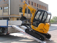 plant ramps and loading ramps